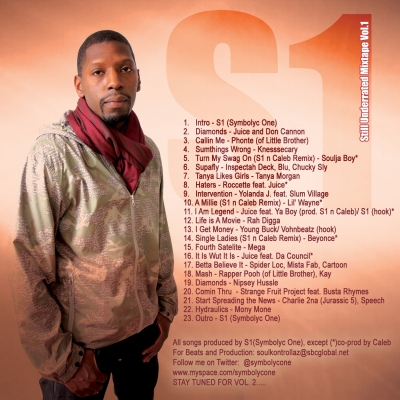 S1 'Still Underrated Mixtape Vol. 1'