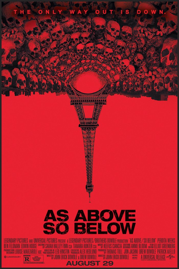 'As Above, So Below'