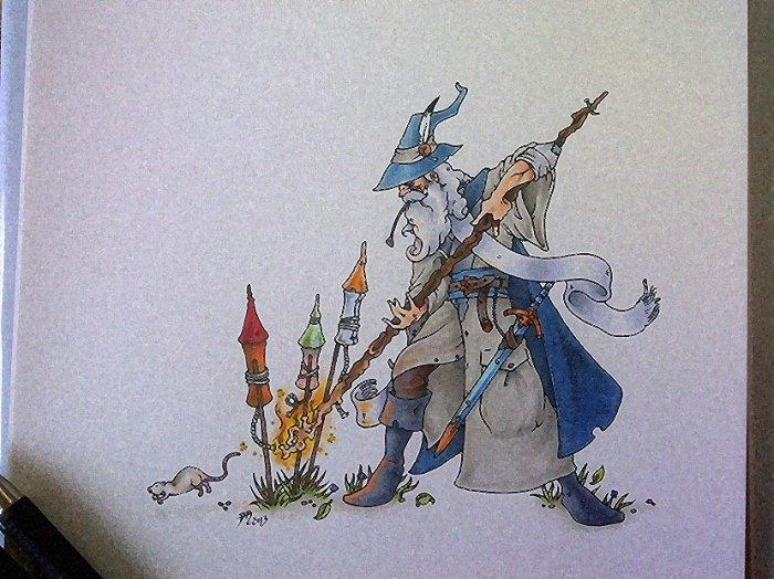 Fireworks Wizard